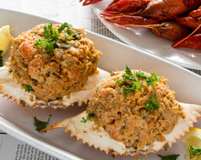 Stuffed Crawfish