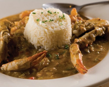 Seafood and Okra Gumbo