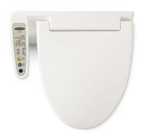 Feel Fresh Hi 4001 0 Bidet Seat With Heated Air Dry And