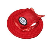 Red Dog Sun Hat