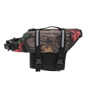 Camouflage Dog Life Vest