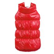 Red Dog Body Warmer Coat