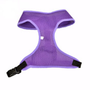 Bright Purple Lightweight Dog Harness