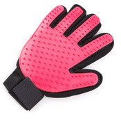Red Dog Grooming Glove