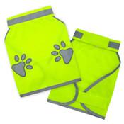 Yellow Hi-Vis Dog Safety Vest