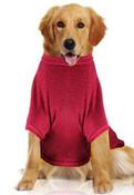 Large Red Dog Sweatshirt