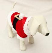 Santa Claus Dog Outfit
