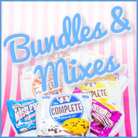 Mix and Match protein bars and snacks at the Pick and Mix