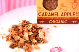 Planet Organic - Caramel Apple Pie Paleo Granola (350g) #FEAT #NEW