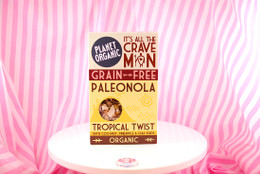 Planet Organic - Tropical Twist Paleonola (350g) #NEW