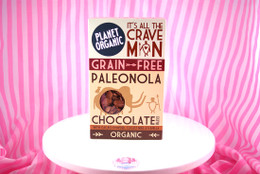 Planet Organic - Chocolate Bliss Paleo Granola (350g) #FEAT #NEW