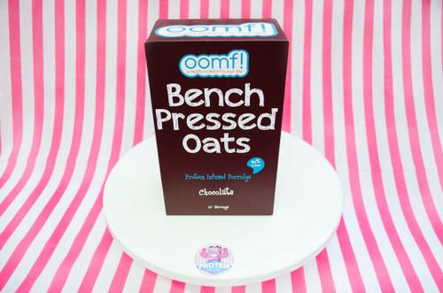 oomf! Instant Whey Protein Porridge - Chocolate flavour