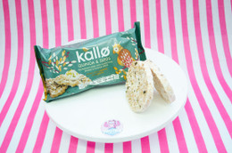 Kallo - Quinoa & Seeds Multigrain Rice Cakes  #NEW
