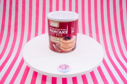 P28 High Protein Pancake Mix - Buttermilk Buckwheat Flavour  (453g) #NEW #FEAT