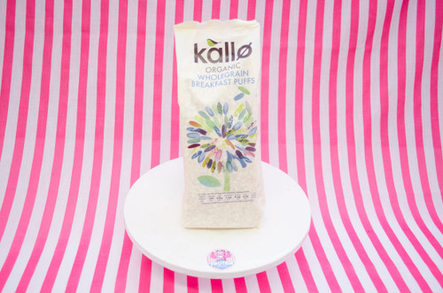 Kallo - Organic Wholegrain Breakfast Puffs #NEW