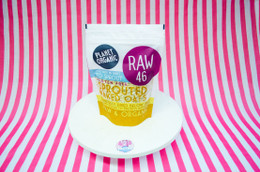 Planet Organic Sprouted Rolled Naked Oats #NEW #FEAT