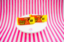 Reese's KING SIZE Crunchy Chocolate Peanut Butter Cups - 79g (2 per pack!) #NEW #FEAT