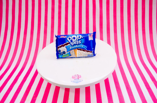 Kelloggs Pop Tarts Twin Pack - Frosted Blueberry (100g) #NEW #FEAT