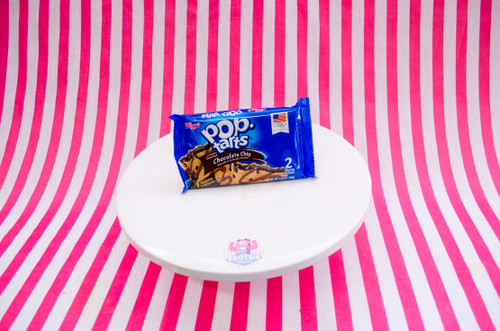 Kelloggs Pop Tarts Twin Pack - Frosted Chocolate Chip (100g) #NEW #FEAT