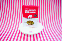 The Paleo Foods Co. Grain Free Granola - Almond & Berry 340g #NEW #FEAT