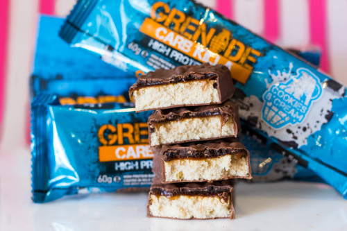 Grenade Carb Killa Low-Carb Protein Bar (60g) - Cookies & Cream. #NEW #FEAT