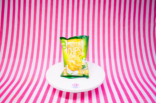 Quest Chips - Sour Cream & Onion Baked, High Protein Quest Crisps! Now in the UK! #NEW #FEAT