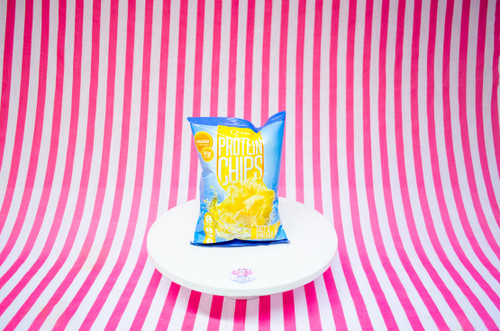 Quest Chips - Salt & Vinegar Baked, High Protein Quest Crisps! Now in the UK! #NEW #FEAT