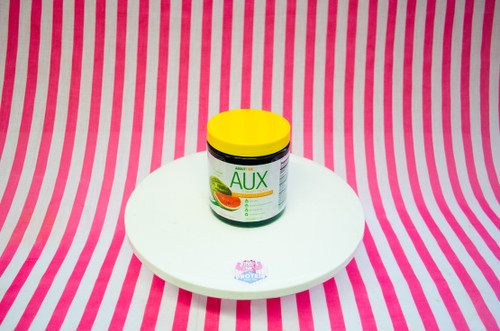About Time AUX Pre-Workout 'Auxiliary Energy' New Formula #NEW #FEAT