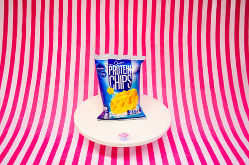 Quest Chips - Sea Salt Baked, High Protein Quest Crisps! Now in the UK! #NEW #FEAT