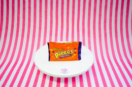 Reese's Pieces Peanut Butter Candy Pieces 184g #NEW #FEAT