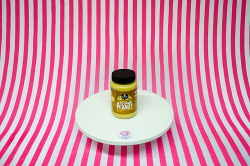 Dr Zak's High Protein Salted Caramel Peanut Butter!! Available in the UK now! #NEW #FEAT