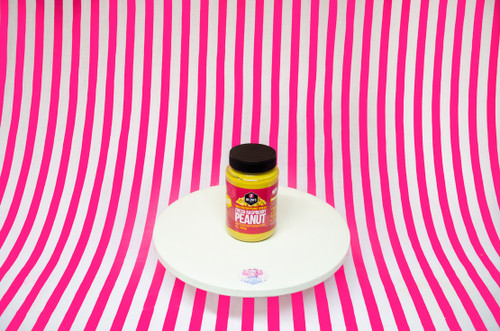 Dr Zak's High Protein Peanut Butter - Fresh Raspberry #NEW #FEAT