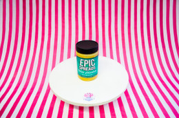 Epic Spreads Peanut Cashew & Coconut Spread - White Chocolate (454g) #NEW #FEAT