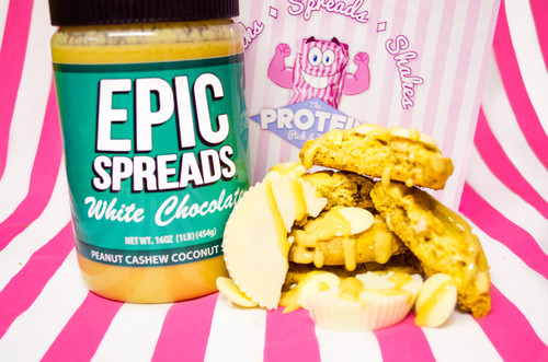 Epic Spreads White Chocolate!!