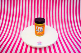 Epic Spreads Peanut Cashew & Coconut Spread - Mocha (454g) #NEW #FEAT