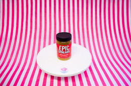 Epic Spreads Peanut Cashew & Coconut Spread - Cinnamon (454g) #NEW #FEAT