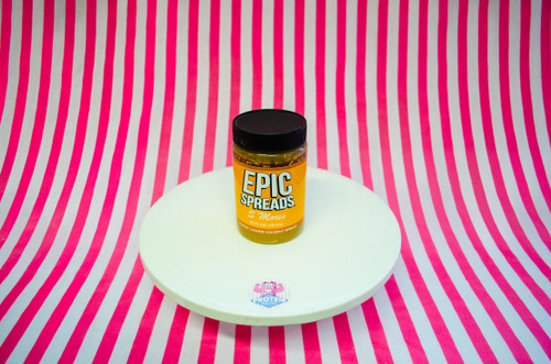 Epic Spreads Peanut Cashew & Coconut Spread - S'mores (454g) #NEW #FEAT