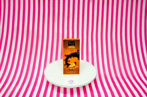La Nouba Dark Chocolate Orange 72% Low Carb No Sugar - 85g #NEW #FEAT