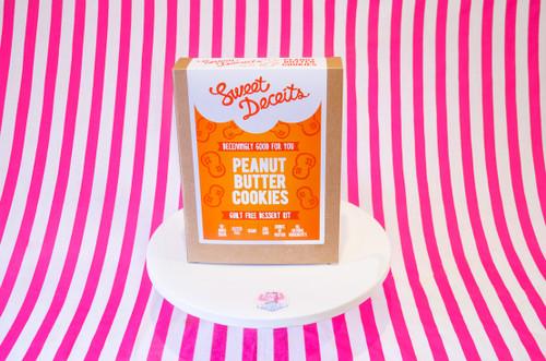 Sweet Deceits Guilt Free Dessert Mix -  Peanut Butter Cookie 410g #NEW #FEAT