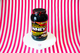 SAN 100% Pure Titanium Whey - Chocolate Graham Cracker 909g #NEW #FEAT