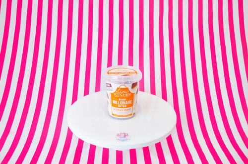 Livia's Kitcheb Raw Millionaire Bites - Chocolate Orange 200g #NEW #FEAT