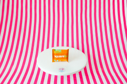 Squarebar Organic Protein Bar - Peanut Butter #NEW #FEAT