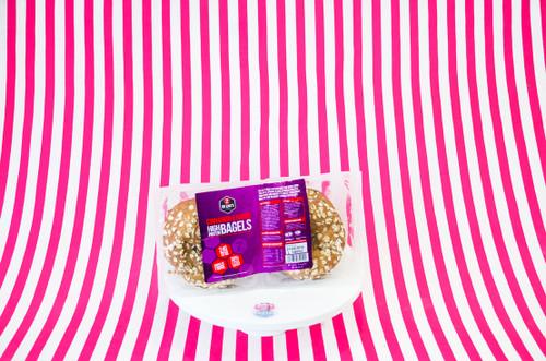 Dr Zak's High Protein Cinnamon Raisin Bagels 26g #NEW #FEAT
