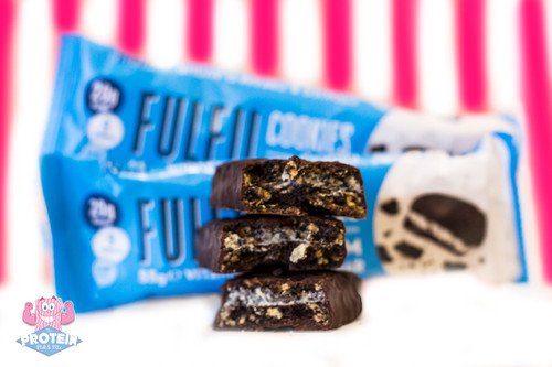 Fulfil Vitamin & Protein Bar 60g Cookies & Cream #NEW #FEAT