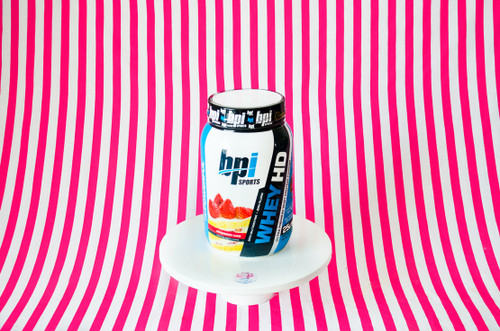BPI Whey HD Ultra Premium Whey Protein - Strawberry Cake Flavour #NEW...Think cake without the carb!!