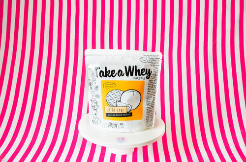 Take-A-Whey Protein Powder - Jaffa Cake Flavour #NEW #FEAT
