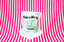 Take-A-Whey Protein Powder - Vanilla Ice Flavour #NEW #FEAT