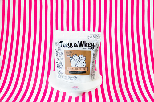 Take-A-Whey Protein Powder - Milk 'N Chocolate Cookie Flavour #NEW #FEAT