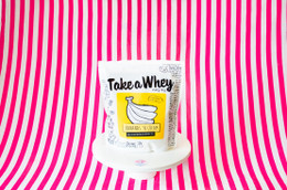 Take-A-Whey Protein Powder - Bananas 'N Cream Flavour #NEW #FEAT