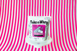 Take-A-Whey Protein Powder - Chocolate Cherry Cake Flavour #NEW #FEAT